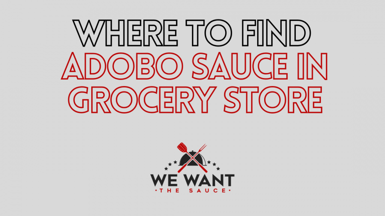Where To Find Adobo Sauce In Grocery Store